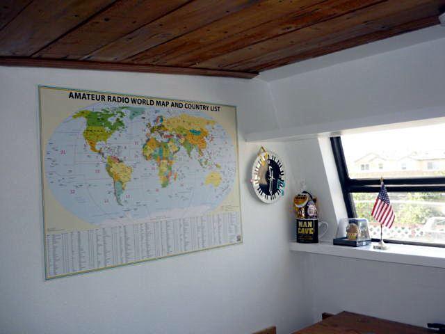 Amateur radio prefix wall map n6yja gumiabroncs Choice Image